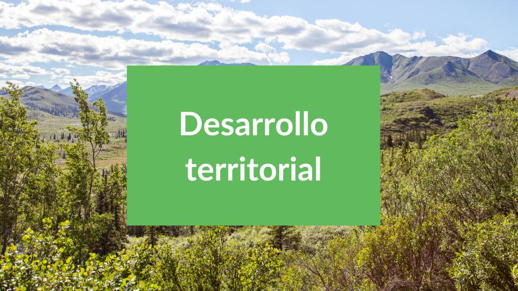 Desarrollo territorial, sostenibilidad en España 2050